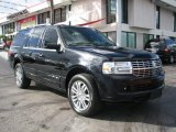 2008 Black Lincoln Navigator Luxury #56828107