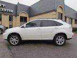 2009 Crystal White Mica Lexus RX 350 #56827885