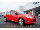 2012 Race Red Ford Focus SE 5-Door #56827647