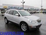 2009 Quicksilver Metallic Buick Enclave CXL AWD #56828100