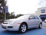 2008 Silver Birch Metallic Ford Fusion SE #56827636