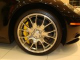 Ferrari 612 Scaglietti 2010 Wheels and Tires