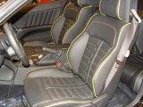 2010 Ferrari 612 Scaglietti Interiors