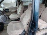 Pontiac Trans Sport Interiors