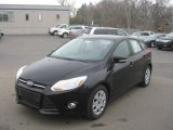 2012 Black Ford Focus SE 5-Door #56827829