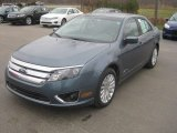 2012 Ford Fusion Hybrid Data, Info and Specs