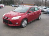 2012 Red Candy Metallic Ford Focus SEL 5-Door #56827821