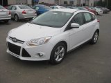 2012 Oxford White Ford Focus SE Sport 5-Door #56827820