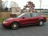 2000 Ruby Red Oldsmobile Alero GL Sedan #56827810