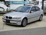 2003 Titanium Silver Metallic BMW 3 Series 330i Sedan #56828023
