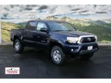 2012 Nautical Blue Metallic Toyota Tacoma V6 TRD Double Cab 4x4 #56827521