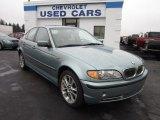 2002 Grey Green Metallic BMW 3 Series 330xi Sedan #56827494