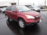 2007 Tango Red Pearl Honda CR-V EX-L #56827492