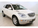 2009 White Diamond Tricoat Buick Enclave CXL #56827960