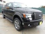 2011 Ebony Black Ford F150 FX4 SuperCrew 4x4 #56827707