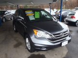 2011 Polished Metal Metallic Honda CR-V EX-L 4WD #56873999
