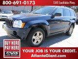 2006 Midnight Blue Pearl Jeep Grand Cherokee Laredo #56874216