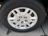 Dodge Caravan 2007 Wheels and Tires
