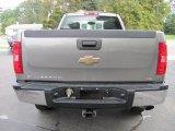 2007 Chevrolet Silverado 2500HD LS Regular Cab Data, Info and Specs