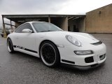 Carrara White Porsche 911 in 2007
