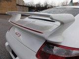 2007 Porsche 911 GT3 Wing