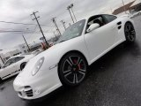 2012 Carrara White Porsche 911 Turbo Coupe #56873588