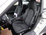 2012 Porsche 911 Carrera 4 GTS Coupe Black Interior