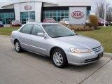 2002 Satin Silver Metallic Honda Accord SE Sedan #56874104