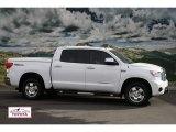 2010 Super White Toyota Tundra Limited CrewMax 4x4 #56873571