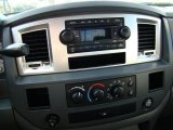 2008 Dodge Ram 1500 Big Horn Edition Quad Cab Controls