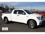 2010 Super White Toyota Tundra TRD Rock Warrior Double Cab 4x4 #56873564