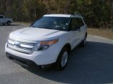 2011 White Suede Ford Explorer XLT #56874079