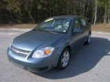 2007 Blue Granite Metallic Chevrolet Cobalt LT Sedan #56874071