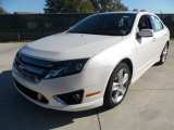 2012 Ford Fusion Sport Data, Info and Specs