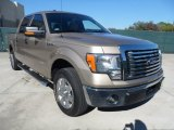 2011 Pale Adobe Metallic Ford F150 XLT SuperCrew #56873809