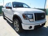2011 Oxford White Ford F150 FX4 SuperCrew 4x4 #56873808