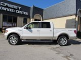 2010 Oxford White Ford F150 King Ranch SuperCrew 4x4 #56925143