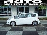 2011 Taffeta White Honda Fit Sport #56925117