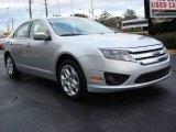 2010 Brilliant Silver Metallic Ford Fusion SE V6 #56925181
