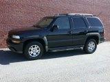 2002 Onyx Black Chevrolet Tahoe Z71 4x4 #56935142