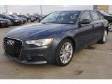 Audi A6 2012 Data, Info and Specs