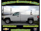 2012 Summit White Chevrolet Silverado 1500 Work Truck Regular Cab 4x4 #56935560