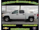 2012 Summit White Chevrolet Silverado 1500 LT Crew Cab 4x4 #56935559