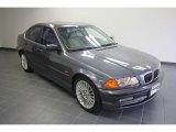 2001 Steel Grey Metallic BMW 3 Series 330i Sedan #56935358