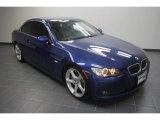 2009 Montego Blue Metallic BMW 3 Series 335i Convertible #56935355