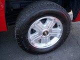 2011 Chevrolet Silverado 1500 LTZ Extended Cab 4x4 Wheel