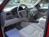 2011 Chevrolet Silverado 1500 LTZ Extended Cab 4x4 Light Titanium/Dark Titanium Interior