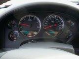 2011 Chevrolet Silverado 1500 LTZ Extended Cab 4x4 Gauges