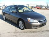 2007 Honda Accord EX-L V6 Sedan