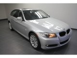 2011 Titanium Silver Metallic BMW 3 Series 328i Sedan #56935341